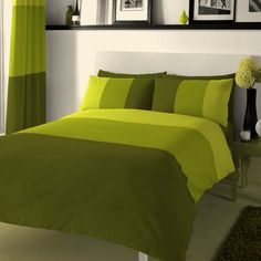 quilt cover green - Google Search