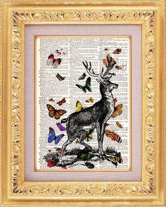 BOGO SALE Buy 1 Get 1 Free I Deer ly Love by TheRekindledPage, $8.99
