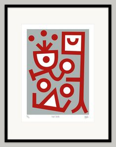 Hot Date by Lo Cole  Limited Edition Screen Print by locole, £150.00