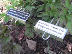 Our Plant Markers are engineered to last through the toughest treatment and climates.