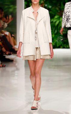 Heat It Up Blouse by Dorothee Schumacher for Preorder on Moda Operandi