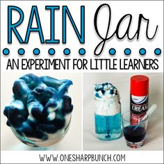 Hi, friends! It's almost April, and you know what they say… April showers bring May flowers! With that being said, this post comes just in time to explain how to complete a fun, little rain experiment with your little learners!  This post contains affiliate links for your shopping convenience. Any purchases made through one …