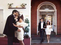 Annapolis Courthouse Wedding Photo Ops