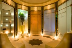 Hammam, Sauna and two massage rooms