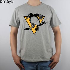 Buy now Pittsburgh Penguins t-shirt Top Pure Cotton Men T Shirt just only $11.01 with free shipping worldwide  #tshirtsformen Plese click on picture to see our special price for you