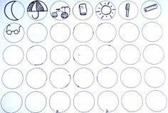 IDEO, « design thinking » avec Youenn Colin | La créativité est semblable à un matériau « sensible ». Les barrières que nous nous sommes individuellement construites sans-même en avoir conscience peuvent être la source de blocages lors d'activités créatives.Un exemple simple pour les mettre en évidence consiste à prendre 30 secondes pour remplir une feuille composée de cercles.