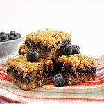 Blueberry Oatmeal Squares recipe - Canadian Living
