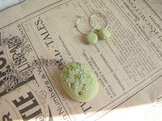 Украшения из полимерной глины Laura Jane