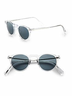 Oliver+Peoples Gregory++Peck+Sunglasses