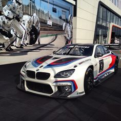 New M6 GT3