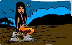 """A Lenda da Iara, a deusa das águas, traduz a relação do caboclo com o mundo aquático da Amazônia, cuja paisagem ganhou do poeta baré Thiago de Mello o nome de """"Pátria das Águas"""". Essa interação permanente do amazônida com as águas gerou a chamada civilização ribeirinha, na qual os rios, lagos, igarapés e igapós são fontes da vida, da morte e do imaginário regional. São caminhos, referências e habitat naturais dos que vivem ou viveram, durante séculos, às margens do grande rio Amazonas e de…"""