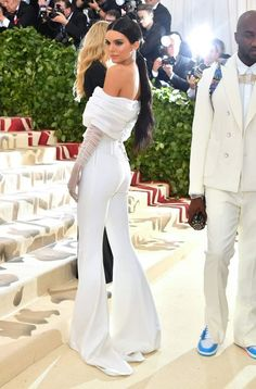 29a360738279 Kendall Jenner attends the Heavenly Bodies: Fashion & The Catholic  Imagination Costume Institute Gala at The Metropolitan Museum of Art on May  2018 in New ...
