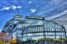Belle Isle Conservatory | Anna Scrips Conservatory - Belle Isle - Detroit