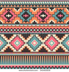 Find Retro Pastel Multicolor Tribal Seamless Pattern stock images in HD and millions of other royalty-free stock photos, illustrations and vectors in the Shutterstock collection. Custom Shower Curtains, Fabric Shower Curtains, Pattern Images, Pattern Design, Abstract Geometric Art, Ethnic Patterns, Native American Art, Silk Painting, Fiber Art