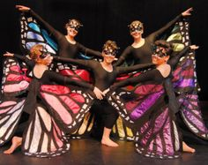 Image result for butterfly dancer costume