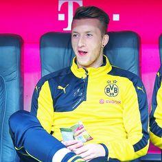 Marco Reus / Borussia Dortmund / BVB 09 / German Nationalteam / Germany / Deutscher Fußball Bund