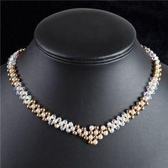 Kleshna Very V Necklace