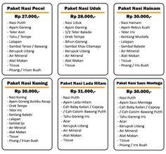 Jual Nasi Box Jakarta   Nasi Kotak Delivery   FUMIDA CATERING