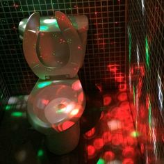 A video from the disco toilet last night at Mozza. Any Abba fans?