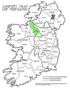 County Leitrim, Ireland research