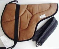 Best Friend English Style Bareback Pad . $58.95. One of the Best Bareback Pads on the Market! A real luxury! No slipping, great comfort, and made by people who care! Features a non-slip bottom and girth, as well as breathable synthetic suede fabric. Contoured to fit the horse's back, providing a superior fit and appearance. High-density foam padding throughout with additional cushioning in withers area. Includes a handhold for carrying convenience. Cleaning and care is simple....