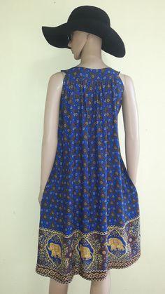 Boho/Hippie-Zigeuner/Kleid von MadeDress auf Etsy
