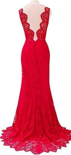 US$139.94-Sweetheart Sleeveless Appliques Lace Red Long Prom Dress with Open Back. https://www.newadoringdress.com/sweetheart-sleeveless-appliques-lace-dress-p331399.html.  Free Shipping! NewAdoringDress.com selected the best prom dresses, party dresses, cocktail dresses, formal dresses, maxi dresses, evening dresses and dresses for teens such as sweet 16, graduation and homecoming. #prom #dress