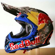 red bull motocross helmet riding gear ktm exc 350 f. Black Bedroom Furniture Sets. Home Design Ideas