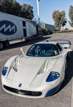 Maserati MC12.