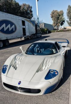 Maserati MC12  sports cars