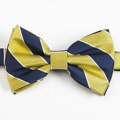 ESPN College GameDay Neckwear Striped Bow Tie - Men