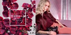 LAMARCA always chooses the best for you! Marsala color of the year 2015 #pantone #thebestforyou #LAMARCA #cool #marsala #always #top #sololamarca #solocisebelle ⭐️ @lamarcaofficial