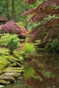 35 Peaceful Japanese-Inspired Backyard Gardens   Gardenoholic