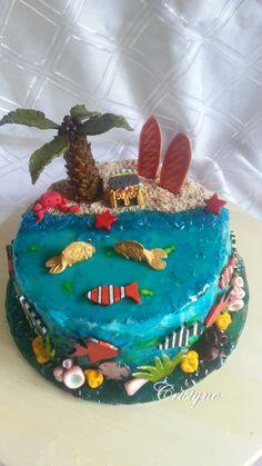 Tengerparti torta