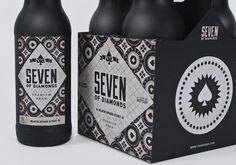 Seven of Diamonds beer