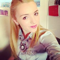 Peyton List she is a pretty young girl