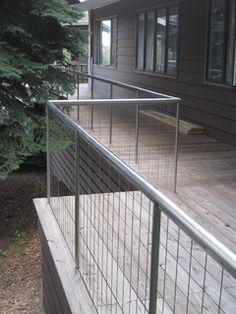 Lovely Horizontal Balcony Railing Safety Code