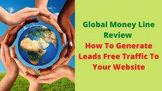 Global Money Line Review - How To Generate Leads Free Traffic To Your We... Lead Generation, Lead Free, Holiday Fun, Makeup Ideas, Cosmetics, Money, Website, Blog, Facepaint Ideas