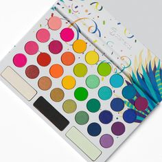 BH Cosmetics Take Me Back To Brazil 35 Color Palette - From Makeup /Palettes/Eye Palettes Collection Bh Cosmetics Palette, Makeup Eyeshadow Palette, Highlighter Makeup, Makeup Cosmetics, Eyeshadows, Yellow Eyeshadow Palette, Matte Eyeshadow, Eye Makeup Tips, Makeup Kit