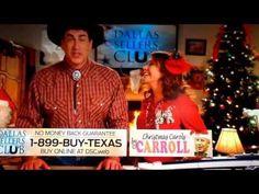 Blog post: Dallas Sellers Club makes fun of Tony Romo & Cowboys - Rob Riggle & Cheri Oteri