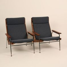 Located using retrostart.com > Lounge Chair by Rob Parry for Pastoe