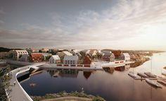 Strömstad Canning | Dreem Arkitekter www.dreem.se