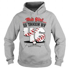 Cool This girl is taken by baseball number 46 T shirts