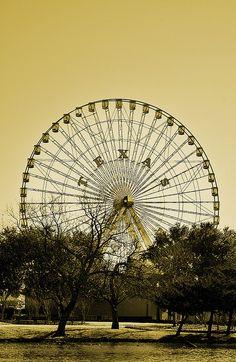 The Texas Star @ Dallas Fair Park