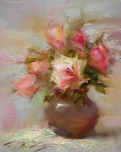 Paintings & Music -Denis Oktyabr - Part.2.Flowers.-