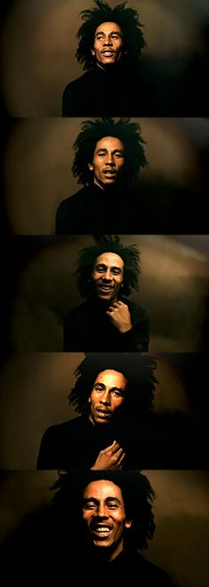 Robert Nesta Marley.....