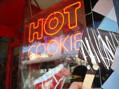 Hot Cookie in san francisco stop by before a show at the castro