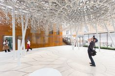Gallery: The Top 5 Milan Expo Pavilions,UK Pavilion – Milan Expo 2015 / Wolfgang Buttress. Image © Laurian Ghinitoiu