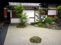 Crie Jardim: Idéias para jardins - jardim zen