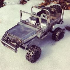 Welded Jeep